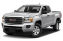 3/4 Front Glamour 2018 GMC Canyon