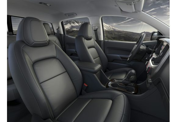 2015 Gmc Canyon Styles Features Highlights
