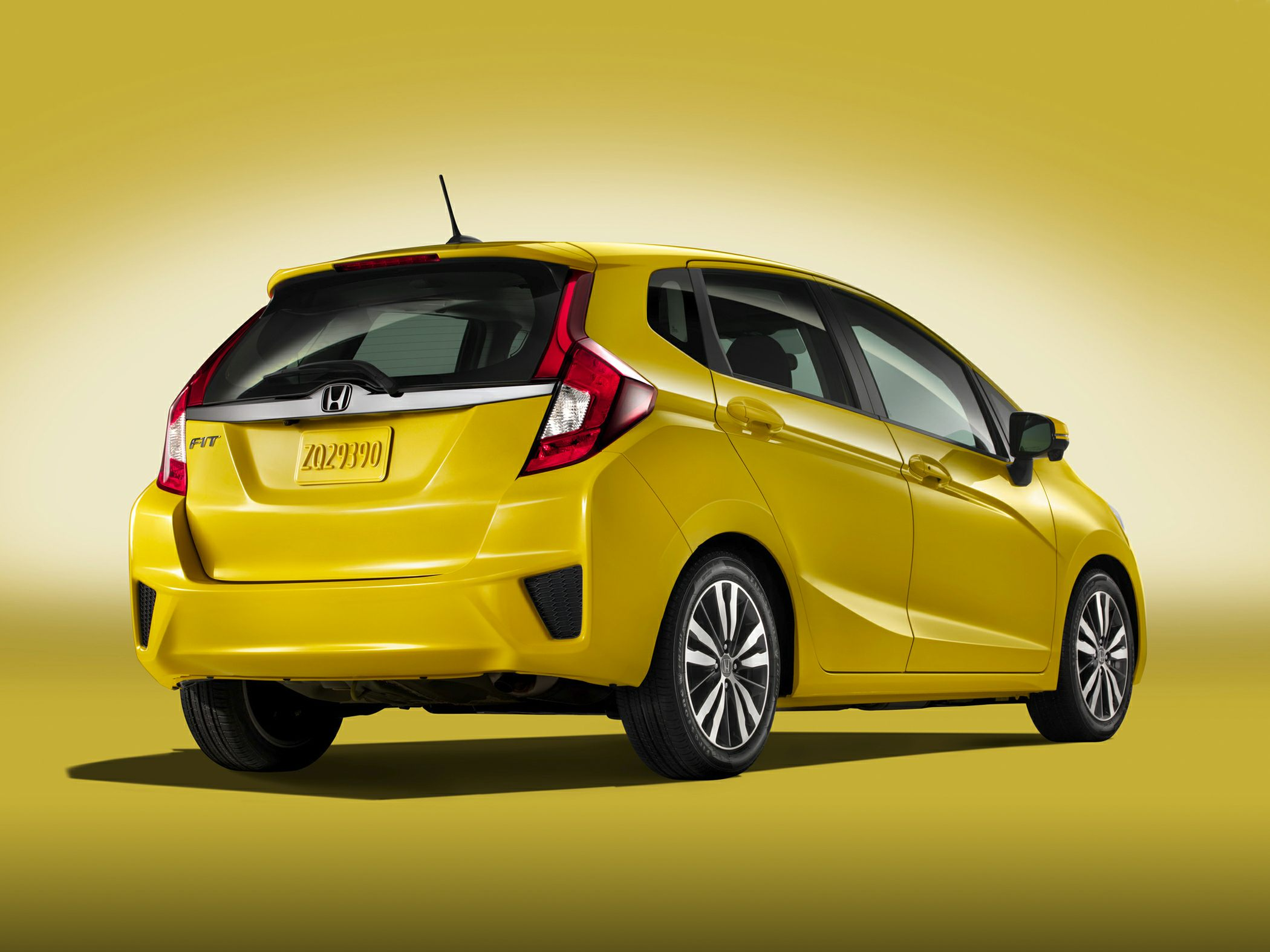 2015 Honda Fit Glam 2