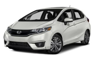 3/4 Front Glamour 2015 Honda Fit