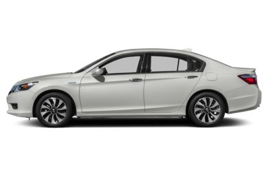 90 Degree Profile 2014 Honda Accord Hybrid