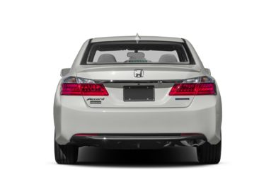 Rear Profile  2014 Honda Accord Hybrid