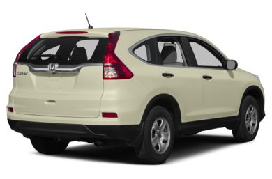 3/4 Rear Glamour  2015 Honda CR-V