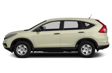 90 Degree Profile 2015 Honda CR-V