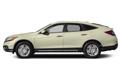 90 Degree Profile 2015 Honda Crosstour