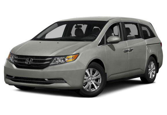 2015 honda odyssey pictures photos carsdirect for Honda odyssey height