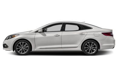 90 Degree Profile 2016 Hyundai Azera