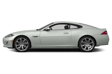 90 Degree Profile 2015 Jaguar XK