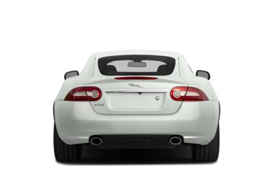 Rear Profile  2015 Jaguar XK