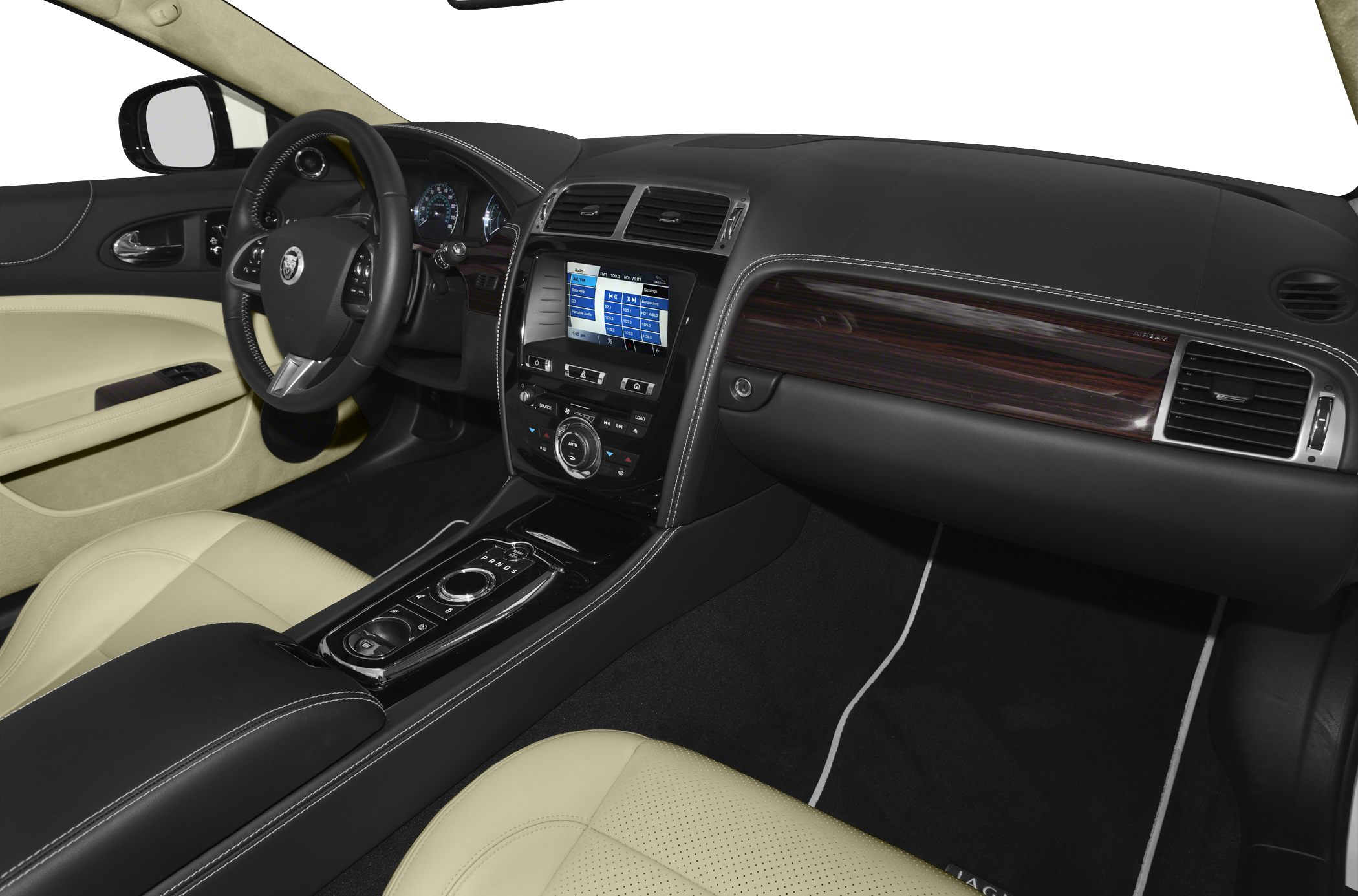 2015 Jaguar Xk Interior