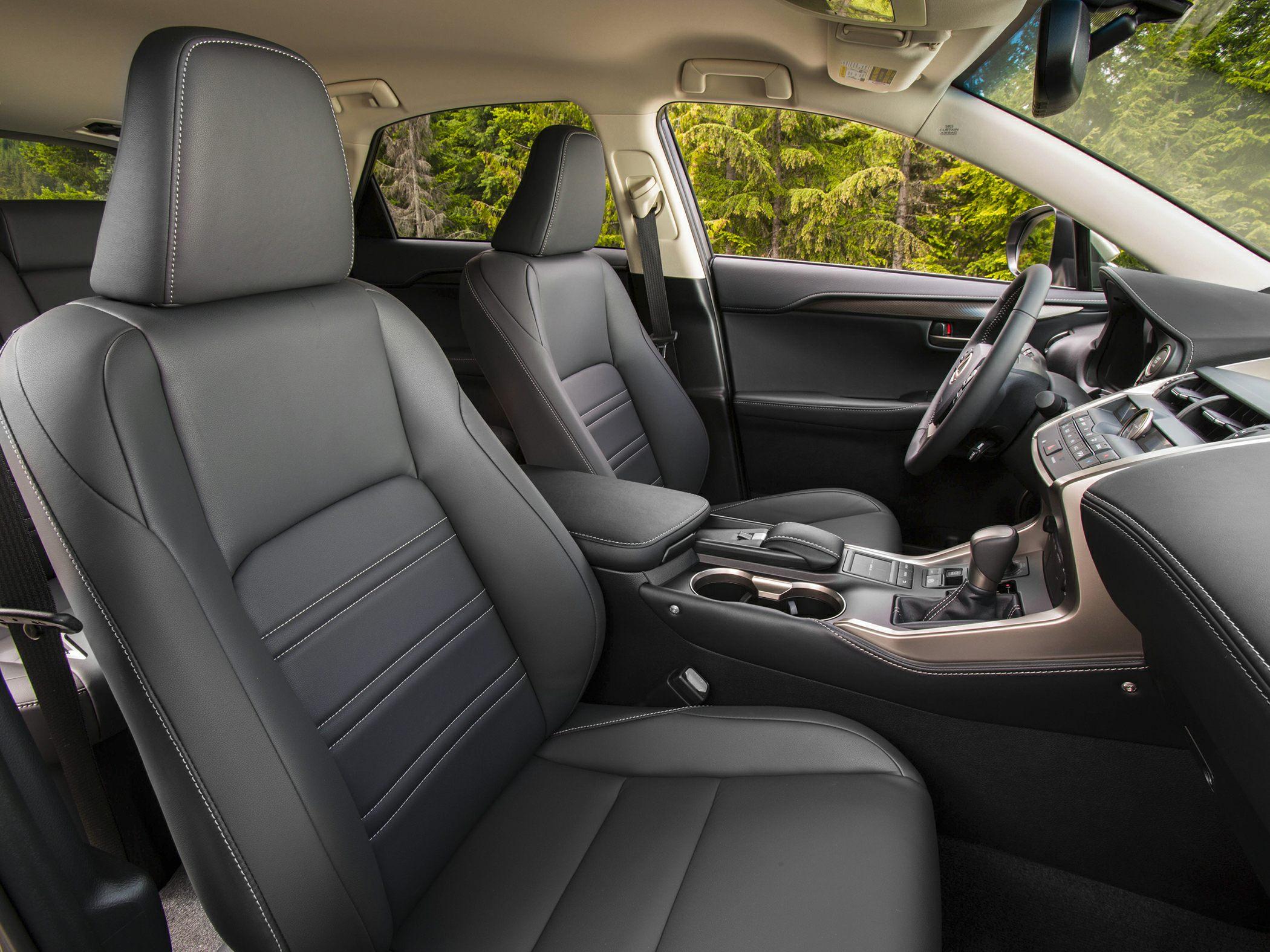 Lexus NX 200t Interior