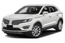 3/4 Front Glamour 2017 Lincoln MKC