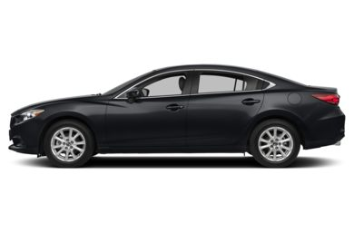 90 Degree Profile 2015 Mazda Mazda6