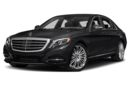 3/4 Front Glamour 2015 Mercedes-Benz S600