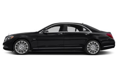 90 Degree Profile 2015 Mercedes-Benz S600
