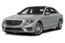 3/4 Front Glamour 2015 Mercedes-Benz S550