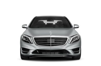 Grille  2015 Mercedes-Benz S550