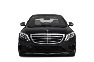 Grille  2015 Mercedes-Benz S63 AMG