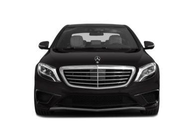 Grille  2014 Mercedes-Benz S63 AMG