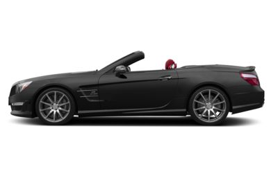90 Degree Profile 2015 Mercedes-Benz SL63 AMG