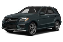 2015 Mercedes-Benz ML63 AMG