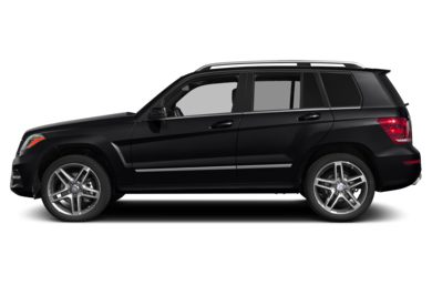 90 Degree Profile 2015 Mercedes-Benz GLK250 BlueTEC