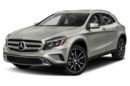 3/4 Front Glamour 2017 Mercedes-Benz GLA250
