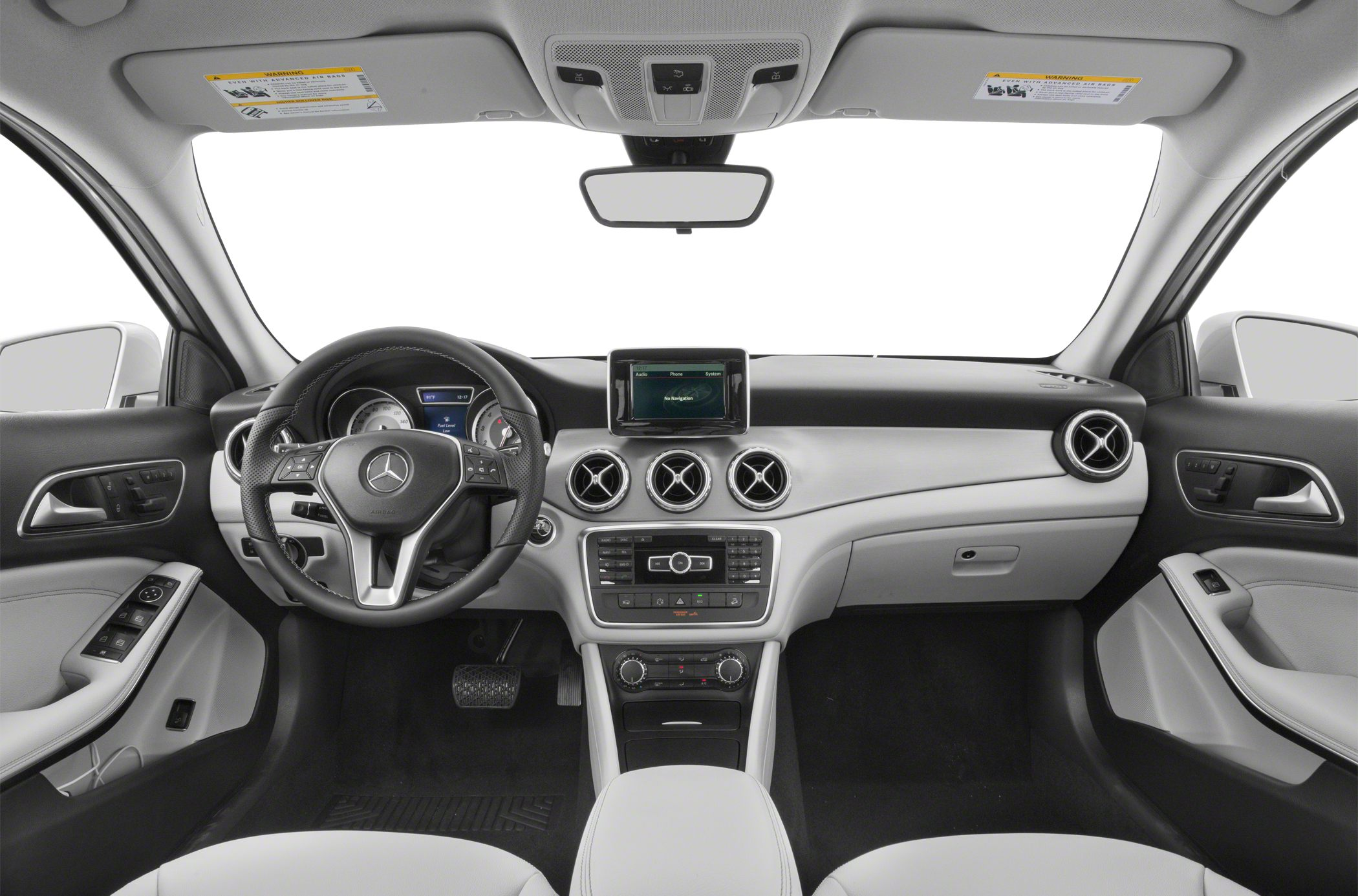 2015 Mercedes-Benz GLA250 Interior