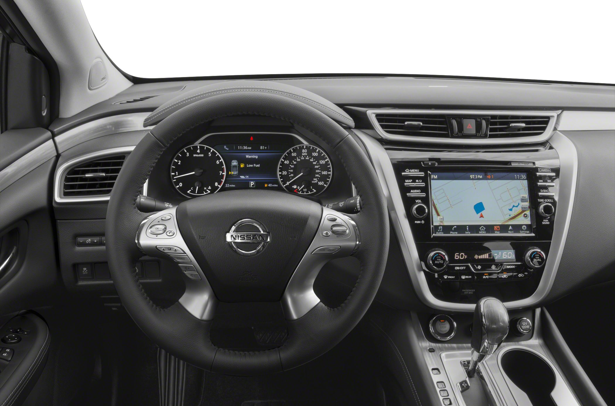 2016 nissan murano styles features highlights platinum vanachro Images