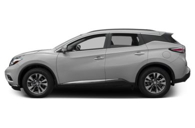 90 Degree Profile 2017 Nissan Murano