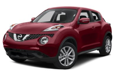 3/4 Front Glamour 2015 Nissan Juke