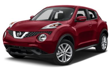 3/4 Front Glamour 2016 Nissan Juke
