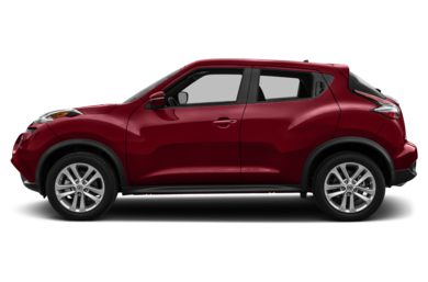 90 Degree Profile 2017 Nissan Juke