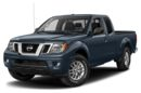 3/4 Front Glamour 2015 Nissan Frontier