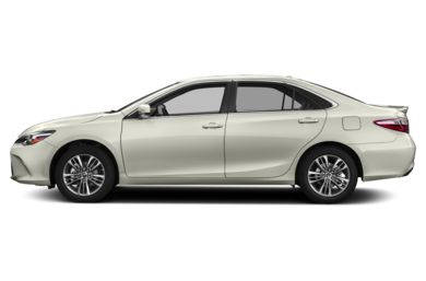 90 Degree Profile 2015 Toyota Camry