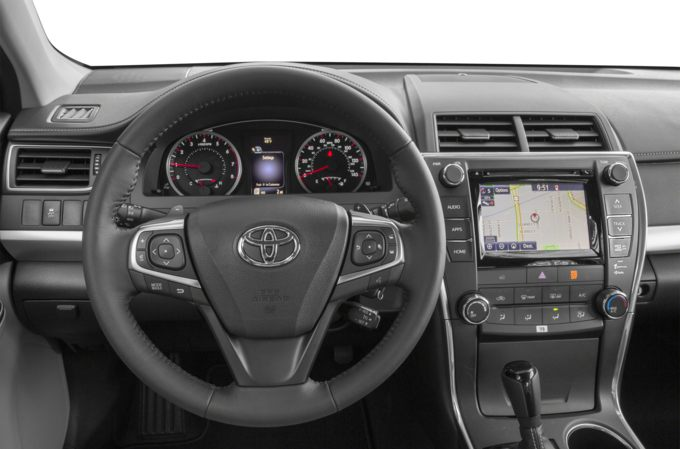 2017 toyota camry styles features highlights. Black Bedroom Furniture Sets. Home Design Ideas
