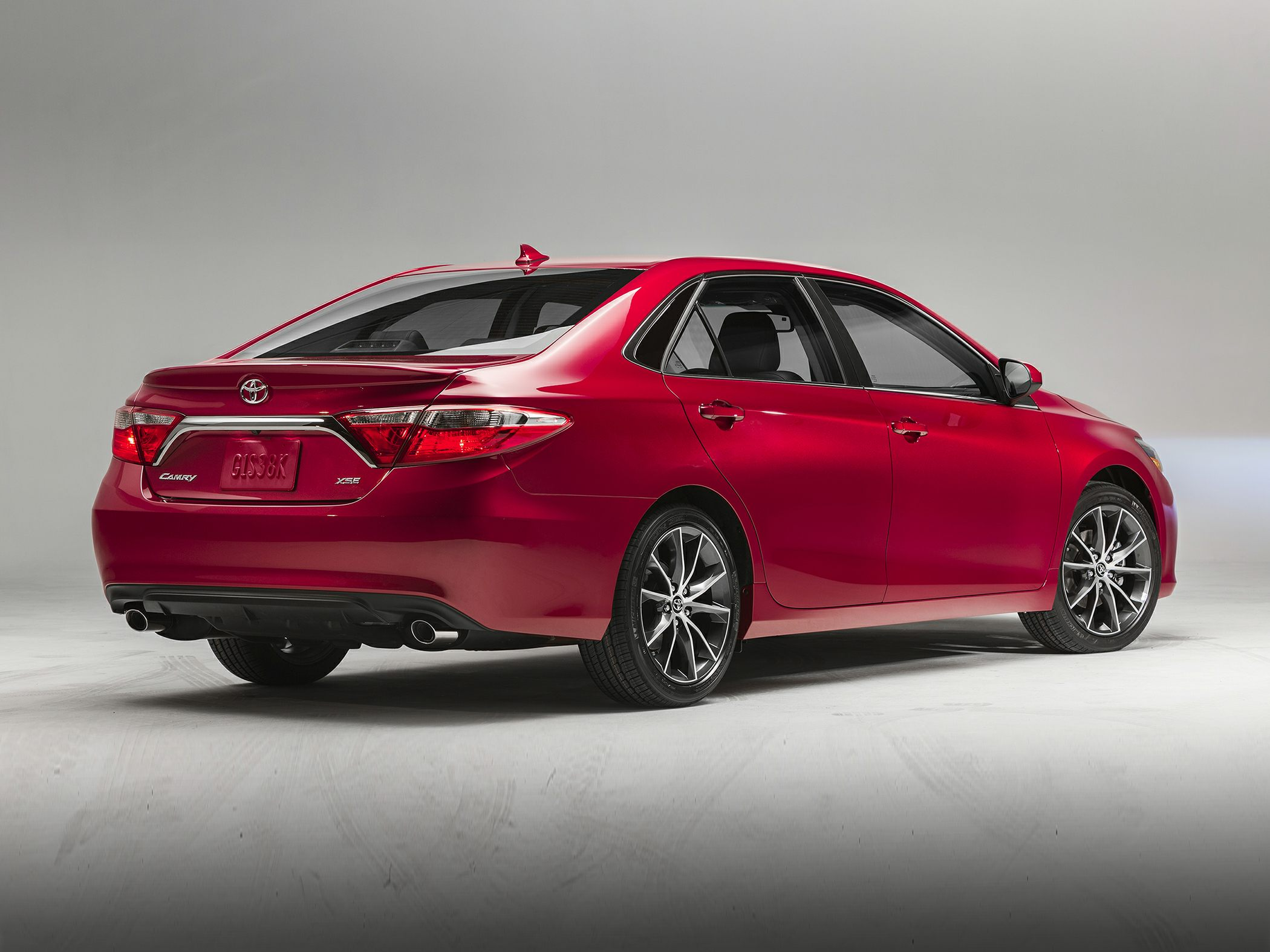 2015 Toyota Camry Rear