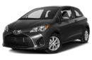 3/4 Front Glamour 2016 Toyota Yaris