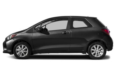 90 Degree Profile 2015 Toyota Yaris