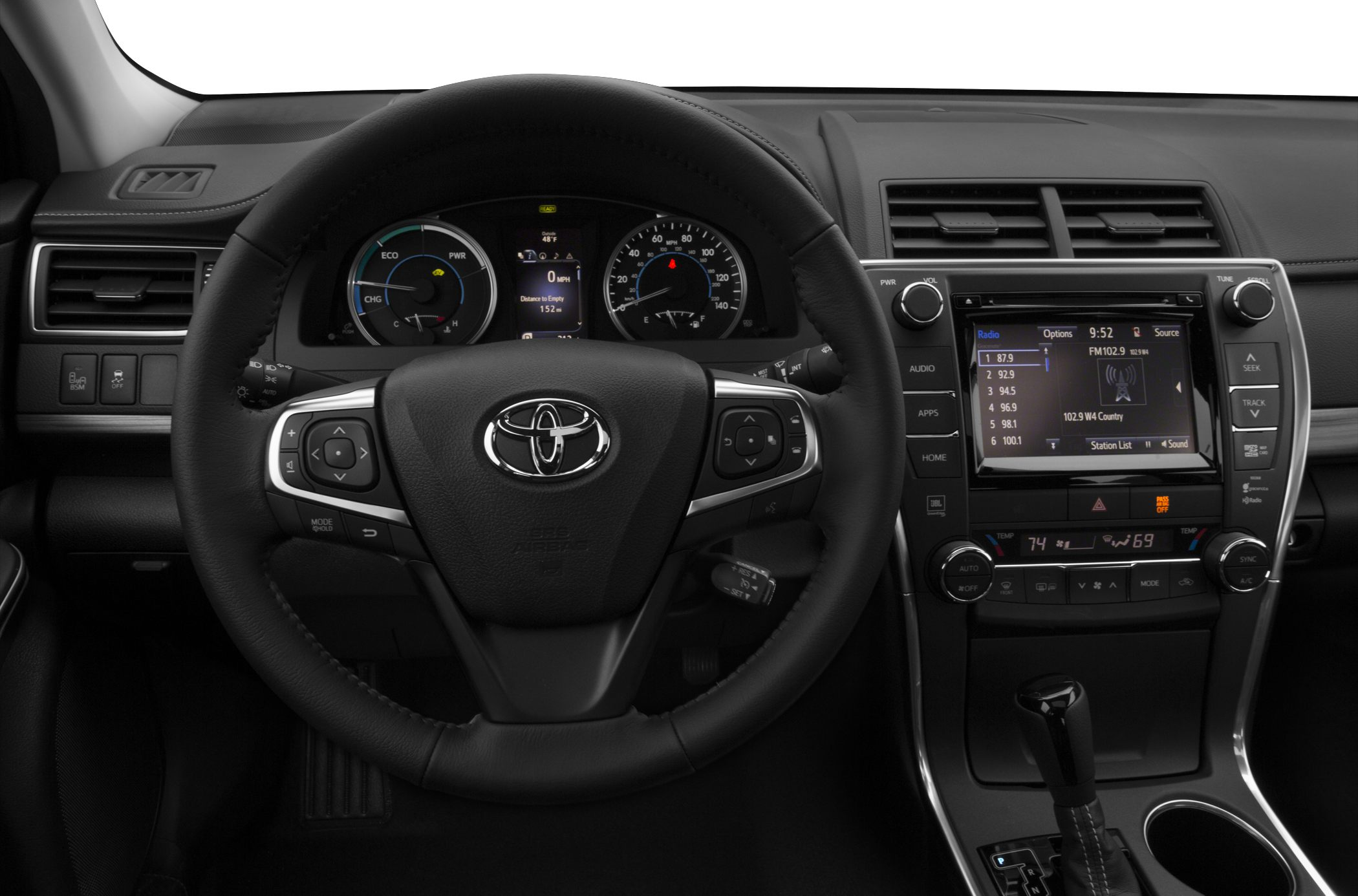 2016 toyota camry hybrid styles features highlights. Black Bedroom Furniture Sets. Home Design Ideas