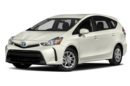 3/4 Front Glamour 2017 Toyota Prius v
