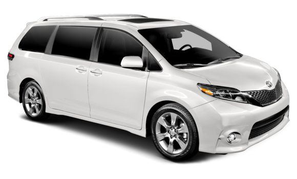 2015 toyota sienna styles features highlights. Black Bedroom Furniture Sets. Home Design Ideas