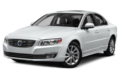 3/4 Front Glamour 2015 Volvo S80