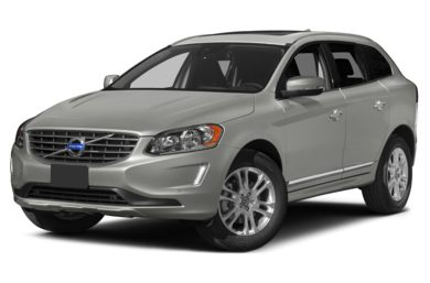 3/4 Front Glamour 2015 Volvo XC60
