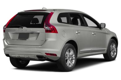 3/4 Rear Glamour  2015 Volvo XC60