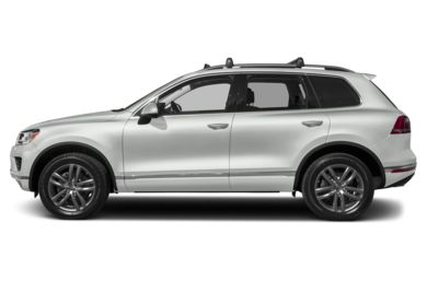 90 Degree Profile 2017 Volkswagen Touareg