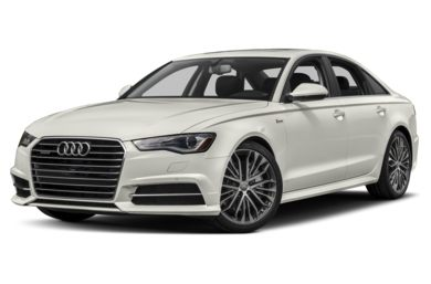 3/4 Front Glamour 2017 Audi A6