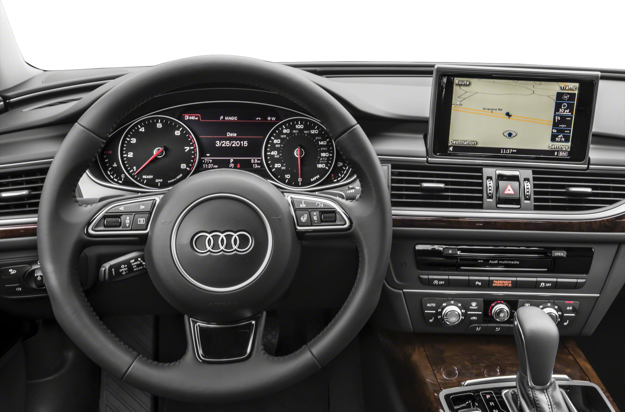 2017 Audi A6 Deals, Prices, Incentives & Leases, Overview - CarsDirect