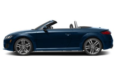 90 Degree Profile 2017 Audi TT