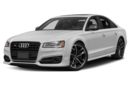 3/4 Front Glamour 2017 Audi S8